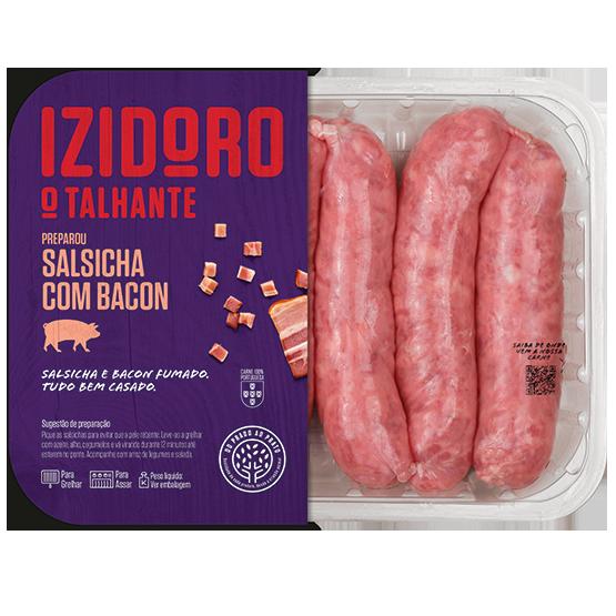 Salsicha-Bacon-Suíno-Izidoro